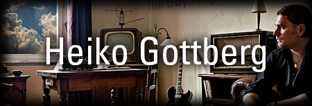 Heiko Gottberg - Mobile Website